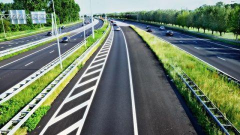Salvação em um Acidente na estrada