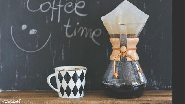 Uma História Sobre Cafeteiras