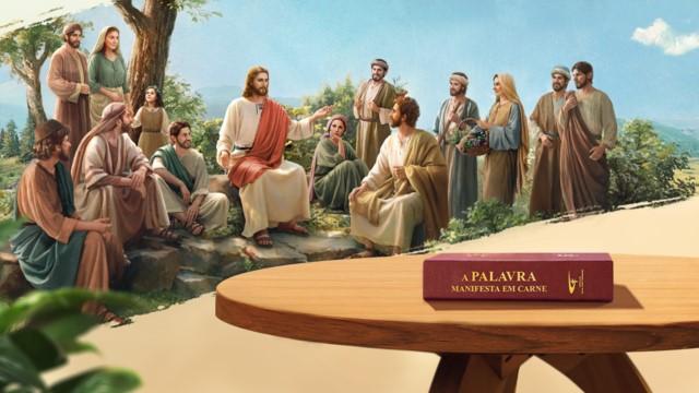 O Próprio Senhor Jesus profetizou que Deus encarnaria nos últimos dias e surgiria como o Filho do homem para operar