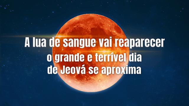 lua de sangue bíblia