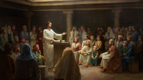 Porquê Jesus Cristo veio em carne para fazer a obra da redenção?
