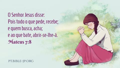 Versículos sobre Buscar a Deus