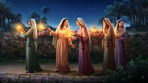 Estudo sobre as dez virgens: Virgens sábias sabem reconhecer a voz de Deus