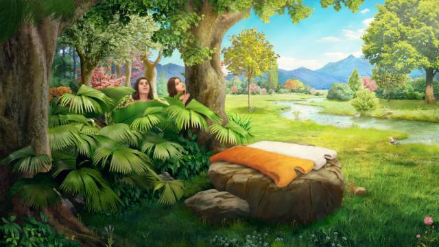 Gênesis, Adão e Eva
