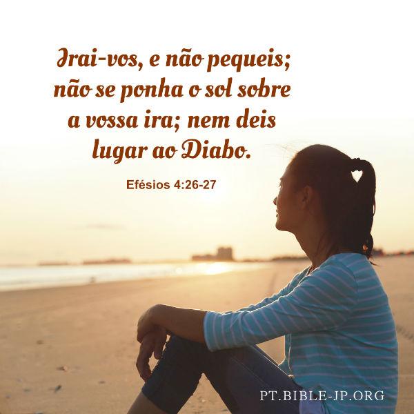 Efésios 4.26