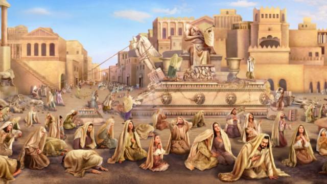 Deus vê o arrependimento sincero nas profundezas do coração dos ninivitas