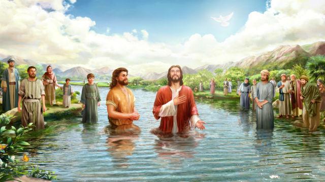 Batismo de Jesus Cristo