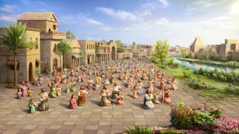 Conversão de Nínive,A Misericórdia de Deus