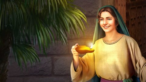 Como ser uma virgem sábia para dar as boas-vindas à vinda do Senhor