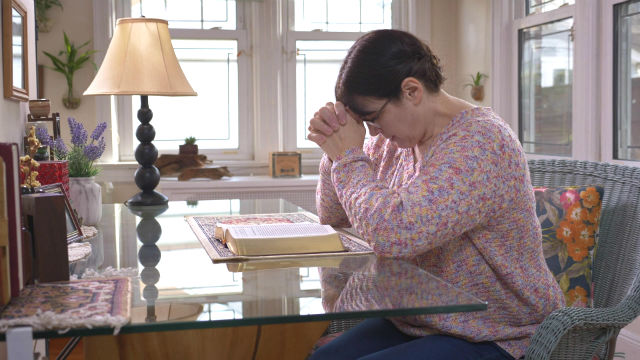 Cristãos orar a Deus