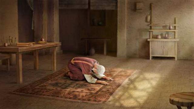 No cotidiano de Jó, vemos sua perfeição, retidão, temor a Deus e evasão do mal
