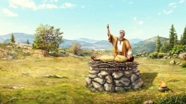História bíblica para reflexão: Conhecendo Deus a partir da história de Abraão