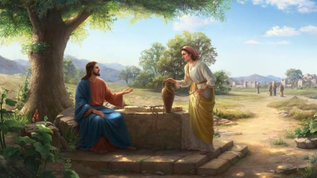 O que podemos aprender com a mulher samaritana?