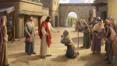 Jesus Cura Dez Leprosos