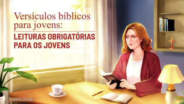 Versículos para jovens