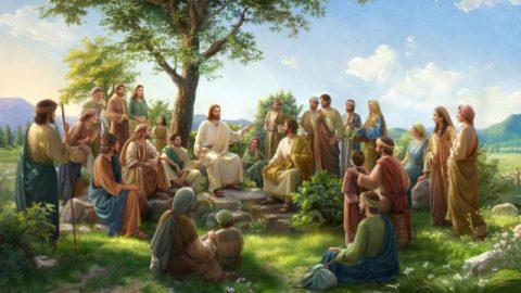 Ensinamento de Jesus: Benditos são os puros de coração