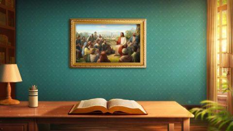 A mensagem difundida pelo Senhor Jesus na Era da Graça era meramente o caminho do arrependimento