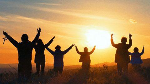 Como alcançar a salvação e entrar no reino celestial