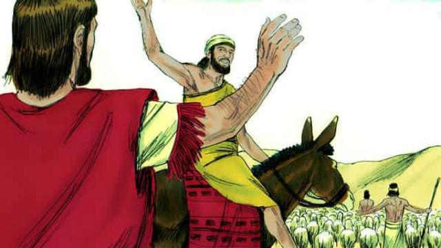 Abrão e Ló se Separam