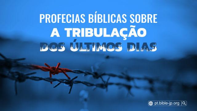 Profecias bíblicas sobre a tribulação dos últimos dias