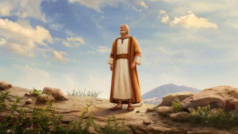 Deus muda o nome de Abrão