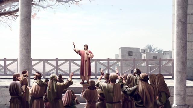Quais são as condições para entrar no reino de Deus?