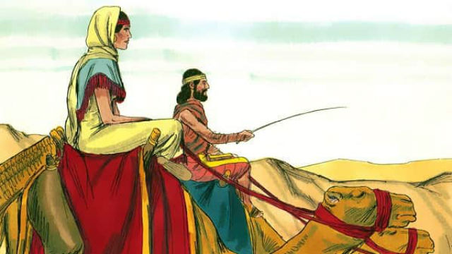 História de Isaque