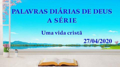"""Palavra de Deus do dia """"Os mandamentos da nova era"""" (Trecho 1)"""