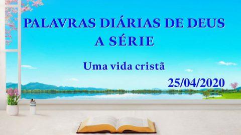 """Palavra de Deus do dia """"O mistério da encarnação (1)"""" (Trecho 4)"""