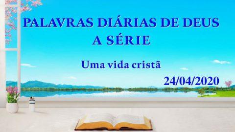 """Palavra de Deus do dia """"O suspirar do Todo-Poderoso"""" (Trecho II)"""