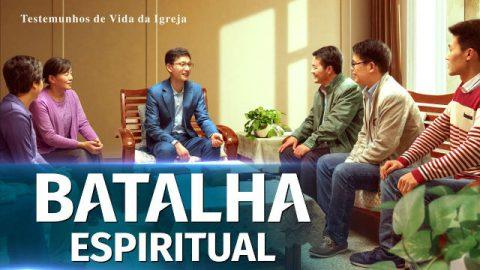 """Testemunho da Vida da Igreja """"Batalha espiritual"""" A história real dos cristão"""