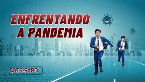 """Teatro cristão """"Enfrentando a pandemia"""""""