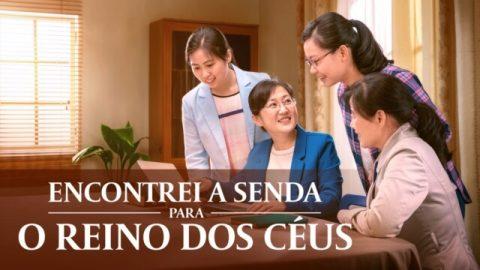 """Testemunho evangélico """"Encontrei a senda para o reino dos céus"""" A história real dos cristão"""